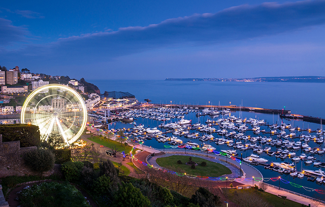 Boat trips from torquay