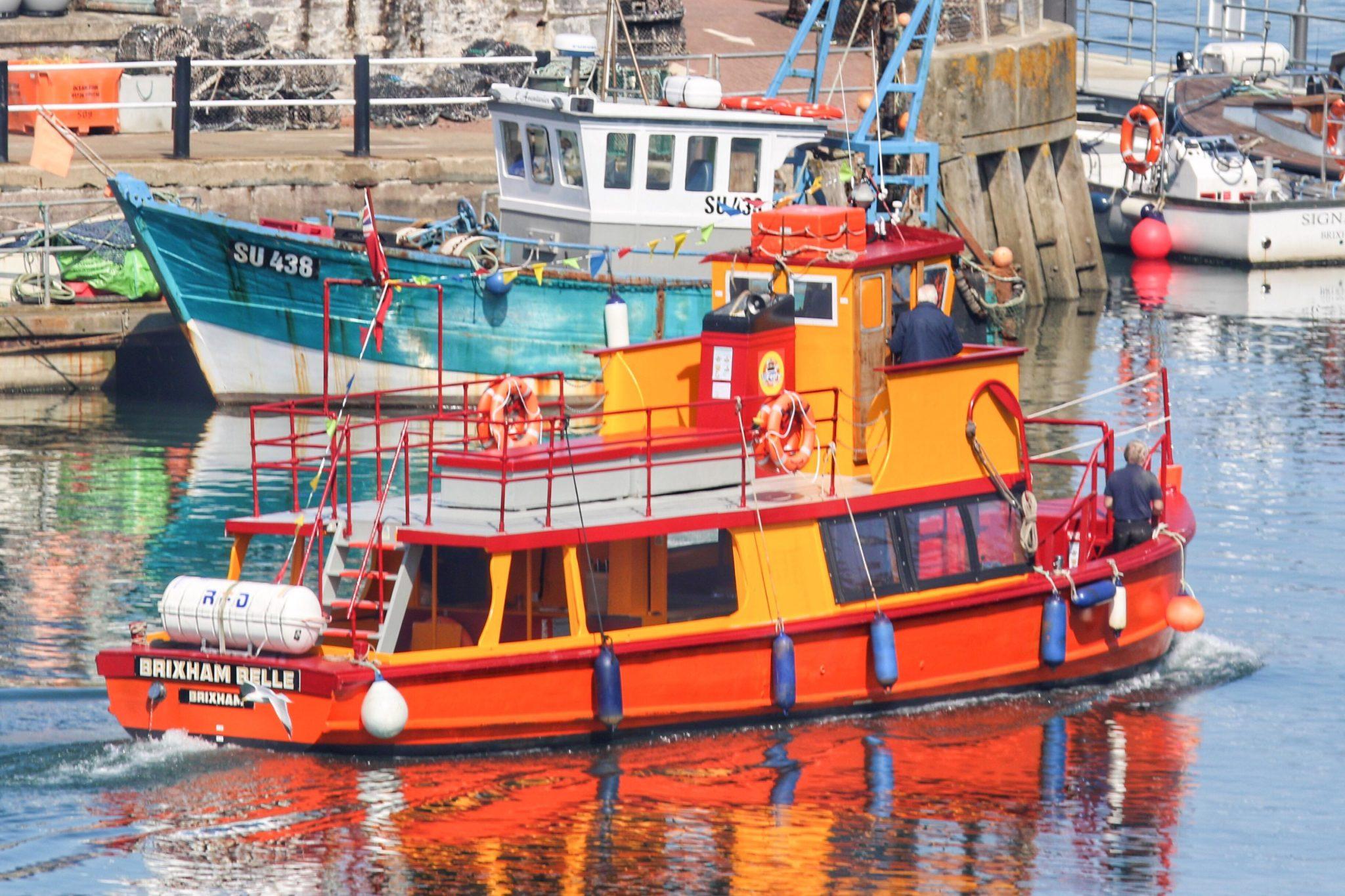 Historic Ship Brixham Belle in Brixham