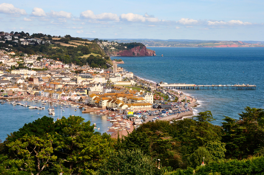 River Teign & Teignmouth Harbour