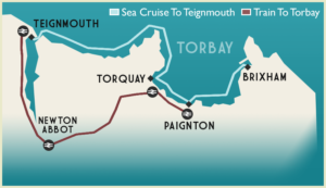 Teignmouth Round Robin Map