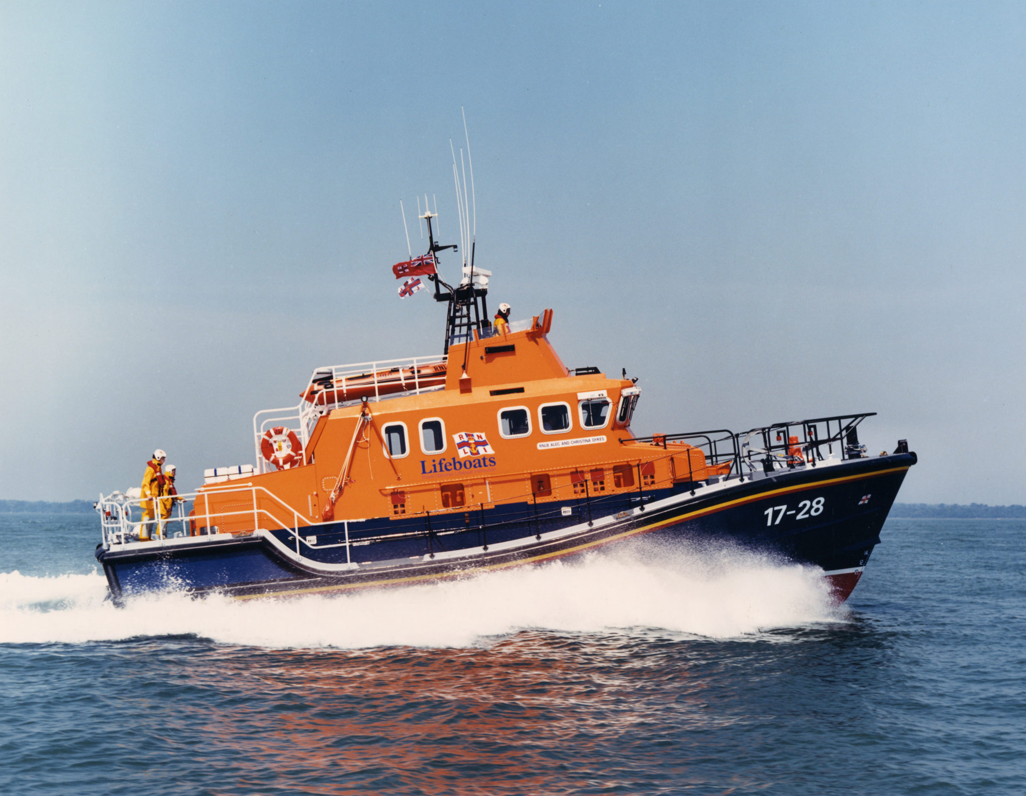 torbay_rnli_lifeboat_crew_to_rescue_ferry_passengers_off_brixham (1)