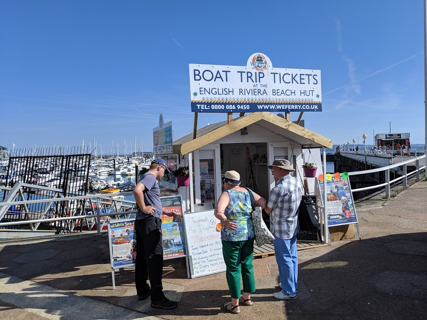Book a ferry in Torquay